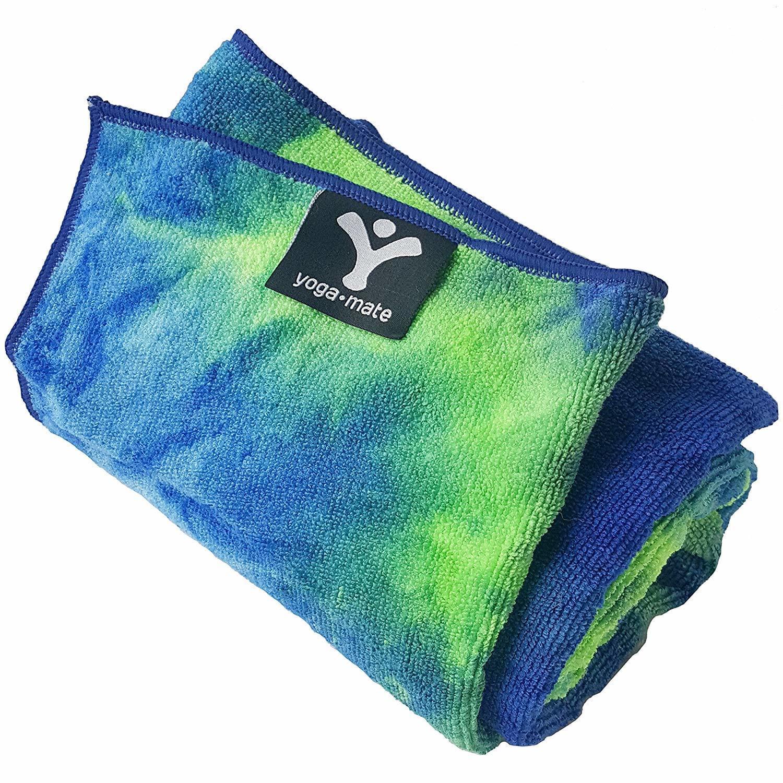 Luxury Sweat Grip Mat Towel: Premium Yoga Towels